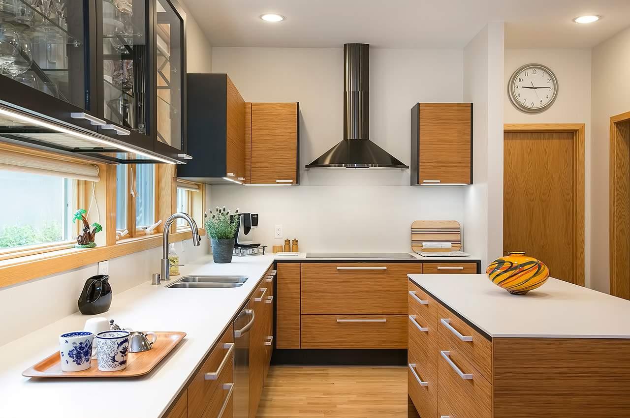 Mid Century Modern Kitchen Puustelli Usa