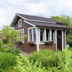 Millainen on cottage garden?