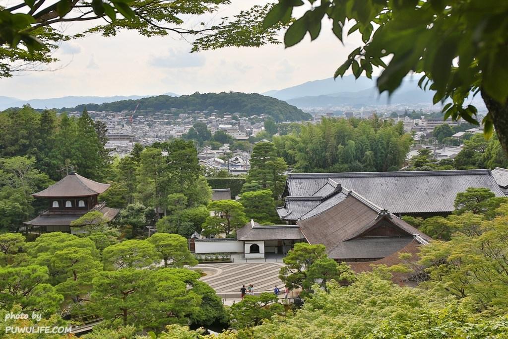 【京阪孝親之旅】世界文化遺產銀閣寺(東山慈照寺)