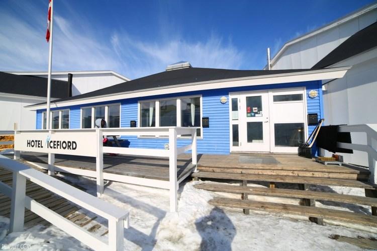 【北緯69度】格陵蘭伊盧利薩特住宿.Hotel Icefiord無敵海景冰峽灣酒店