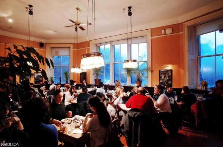 【英國遊學】愛丁堡人氣咖啡.The Elephant House大象咖啡屋.哈利波特誕生地!