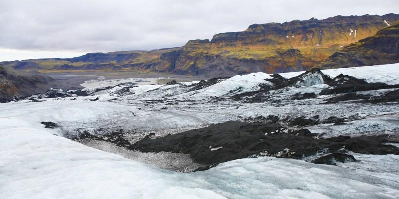 【冰島自由行】冰島南岸景點.索爾黑馬冰川健行( Sólheimajökull)