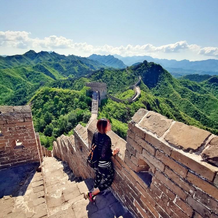 【北京自由行】萬里長城,金山獨秀!金山嶺長城,一生必訪絕美野長城❤