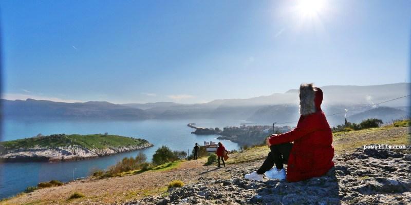 【土耳其】黑海旅遊景點.海岸城鎮阿瑪斯拉(Amasra)