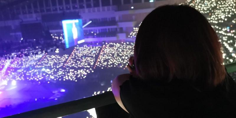 致青春 ❤ 2019郭富城舞林密碼世界巡迴演唱會台北站