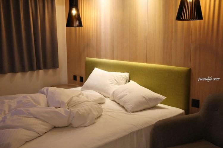 【綠宿行旅.Green Hotel】台中西區。勤美草悟道.低碳環保療癒系旅店!