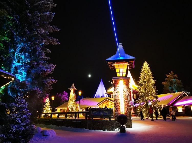 【芬蘭自由行】羅瓦涅米聖誕老人村 SANTA CLAUS VILLAGE.尋訪官方聖誕老人的故鄉❤