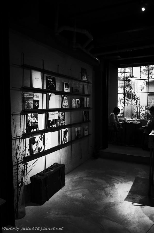 【沐鴉咖啡】中山區。質感輕工業,我的新秘密基地❤