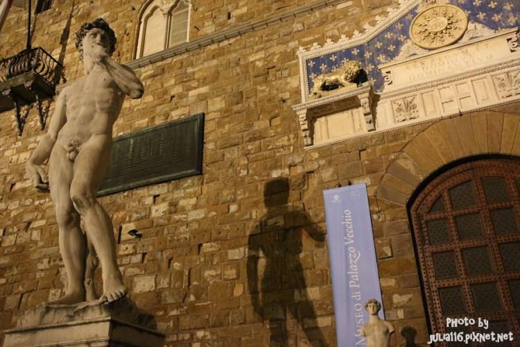 【義大利嘉年華】佛羅倫斯.領主廣場(Piazza della Signoria)-烏菲茲美術館(Galleria degli Uffizi)-老橋(Ponte Vecchio)