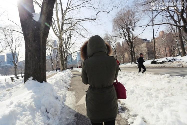 【冬季大蘋果】紐約冬天到底有多冷?我的保暖抗寒小分享♥