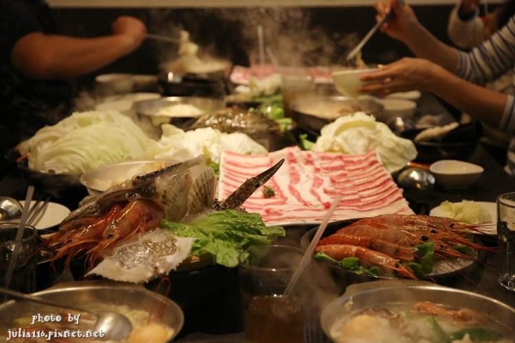 【九川堂鍋物】蘆洲區。肉品海鮮豪華大份量.適合多人分享的超值涮涮鍋(捷運蘆洲站)