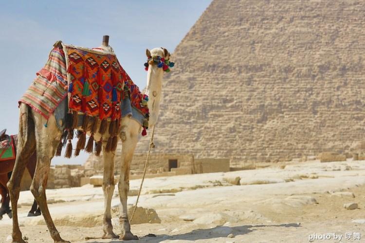 【埃及不思議】此生不能錯過世界七大奇積之一埃及金字塔-吉薩金字塔群與人面獅身像