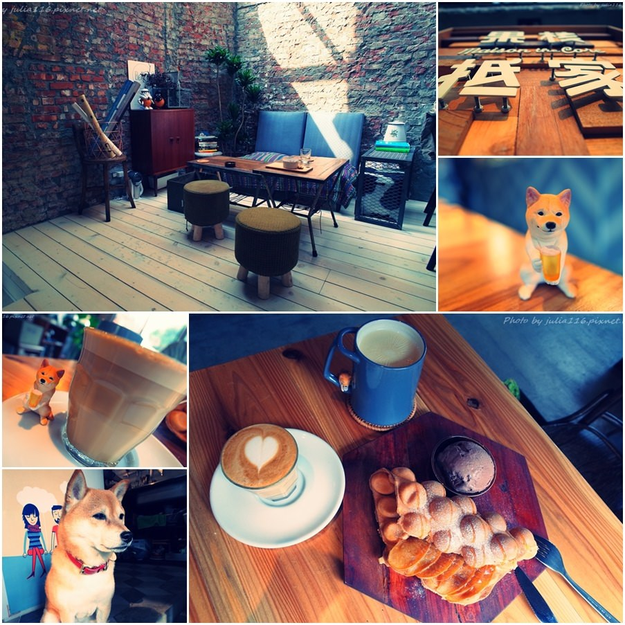 【果核抵家.Maison the Core】台南中西區。不限時寵物友善咖啡廳♥♥♥人氣甜點泡泡沃夫好吸睛♥♥♥
