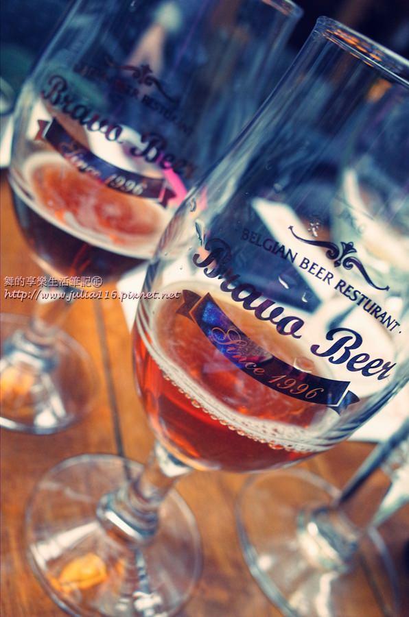 【布娜飛比利時啤酒餐廳】板橋區。Bravo!板橋環球店品酒會分享❤