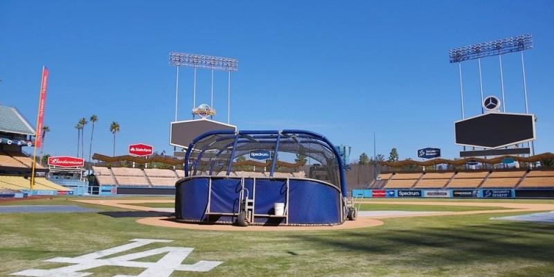 【美西自由行】Dodger Stadium.美國大聯盟洛杉磯道奇球場參觀導覽