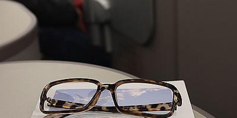 【前進紅勘】香港航空。幸運升等商務艙~Lucky Me!