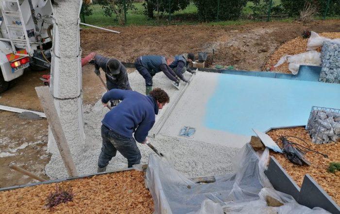 Puyau Paysages-béton désactivé-Léognan