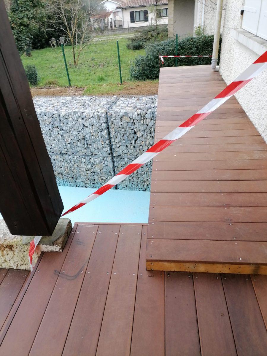 Puyau Paysages-terrasse bois-Martillac