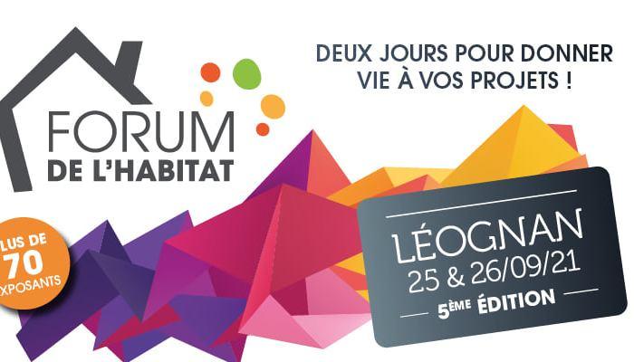 Forum de l'Habitat Léognan