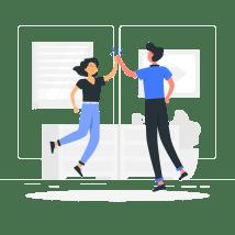 協力の画像