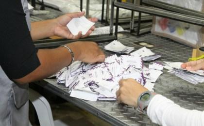 CNE reconoce 247 casos comprobados de votos duplicados