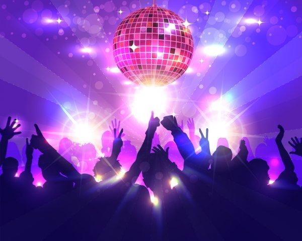 soirée disco année 70