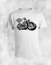 bela majica motor