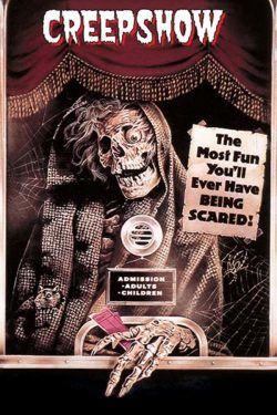 Creepshow (1982) Movie Poster