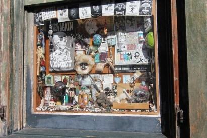 New Orleans Voodoo Display