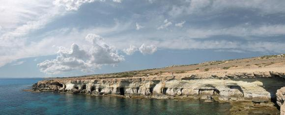 Cape Greco, home of Filiko Teras