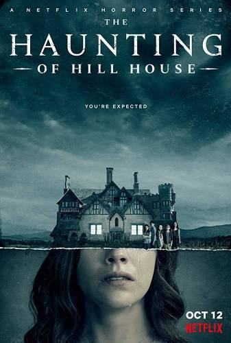 Haunting of Hill House poster