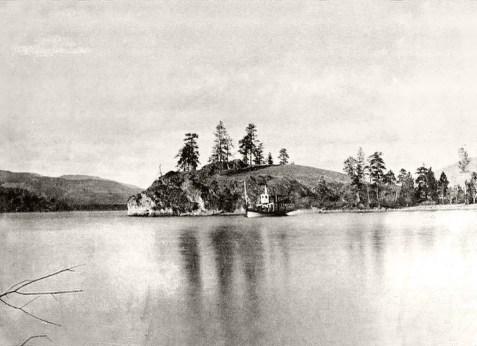 Lake Okanagan in 1897