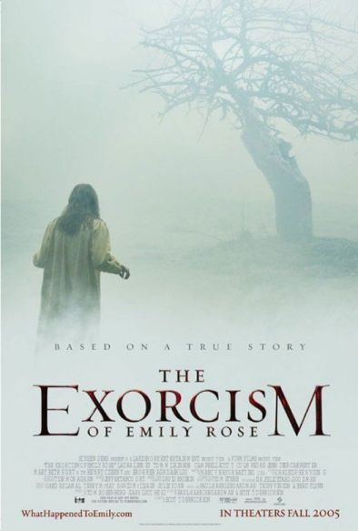 The Exorcism of Email Rose Horror Movie Poster