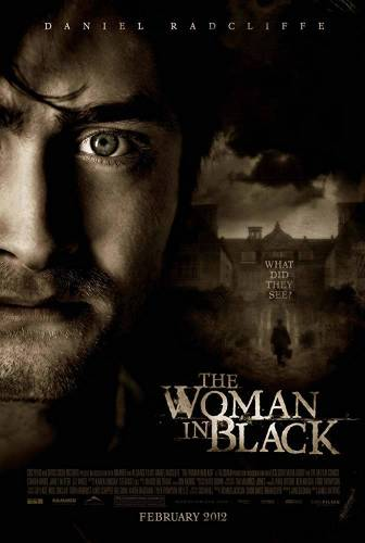 The woman in Black film poster
