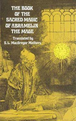 Image of the cover of the Book of the Sacred Magic of Abramelin the Mage