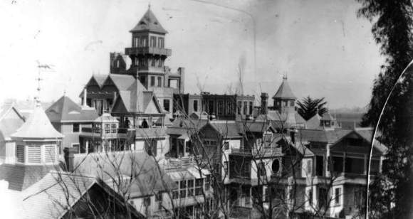 Haunted Winchester Mansion Photo