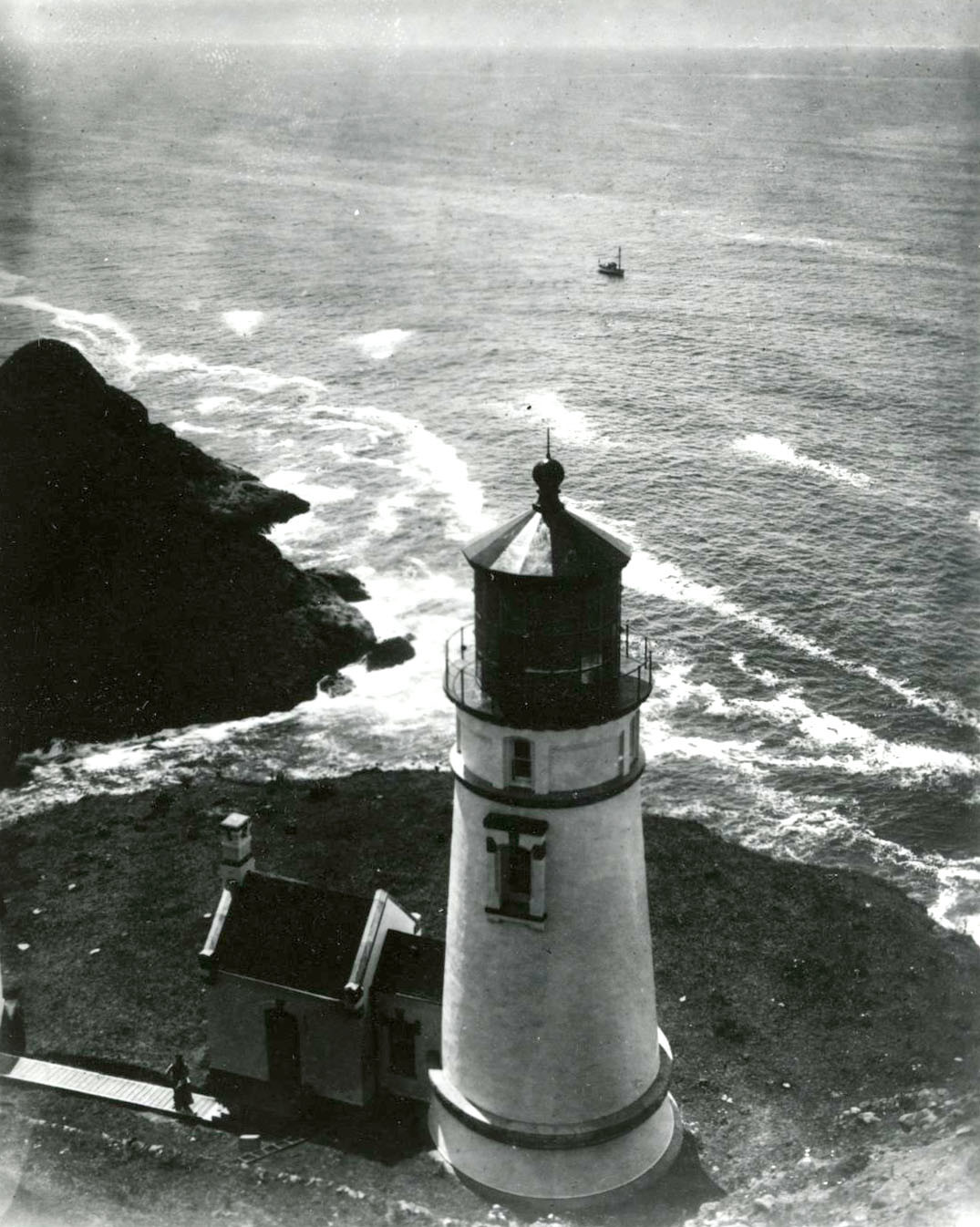 Heceta Head Lighthouse in Florence, Oregon