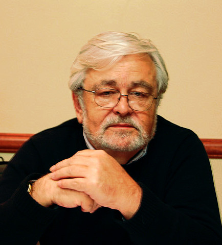Dennis Etchison at World Horror Convention (2008)