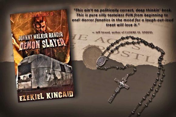 Johnny Walker Ranger - Demon Slayer Book promo image