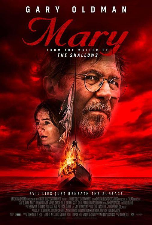 Mary Horror Movie Poster
