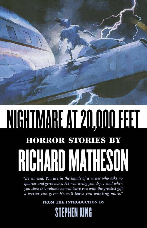 Nightmare at 20,000 Feet (2002) Book Cover