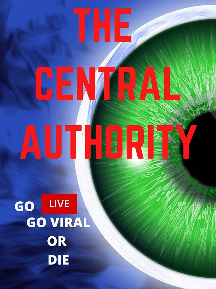 The Central Authority Horror Movie Poster