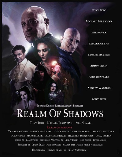 Realm of Shadows movie poster