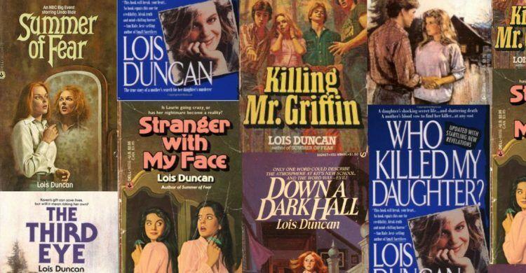 Lois Duncan's Books