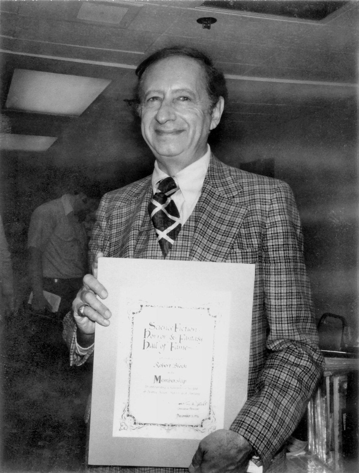 Robert Bloch (1979)