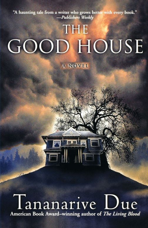 The Good House book cover