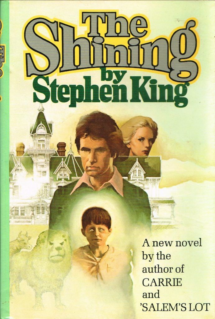 The Shinning Book Cover