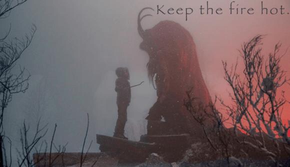Krampus 2015 best horror movie quote
