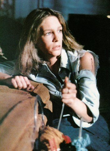 The Final Girl of Halloween (1978) Laurie Stroder