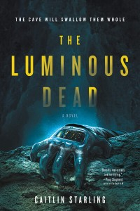 The Luminous Dead Sci-Fi Horror Book